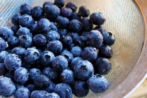 Blueberry eliquid Flavour 1