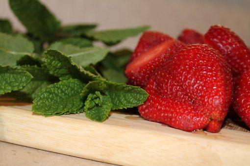 Strawberry Mint Mix Flavour 1