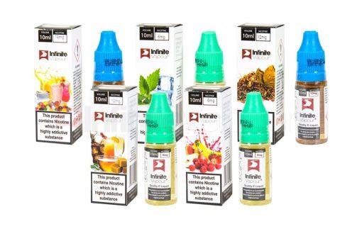 E Liquid Multi Pack - 5 2