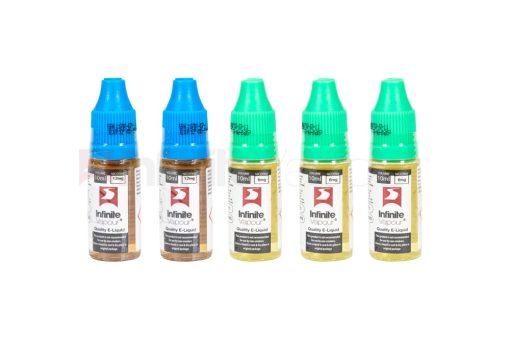 E Liquid Multi Pack - 5