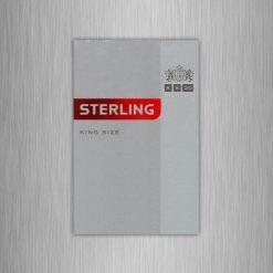 Sterling E Liquid Flavour 1