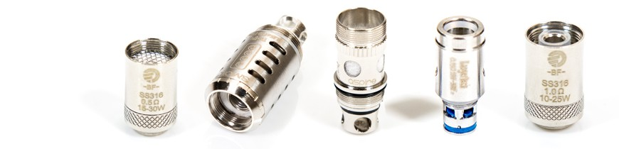 Atomisers and Coils