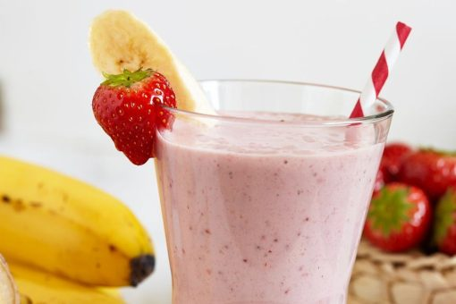 Strawberry & Banana Smoothie Flavour 1