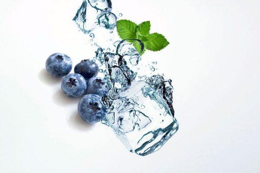 Blue Blast e liquid flavour 1
