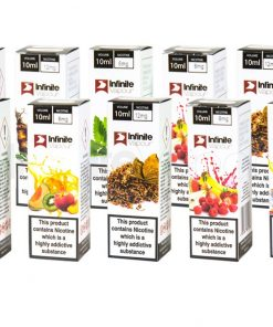 E Liquid Multi Pack - 10 1