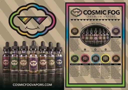 Cosmic Fog Milk & Honey 4