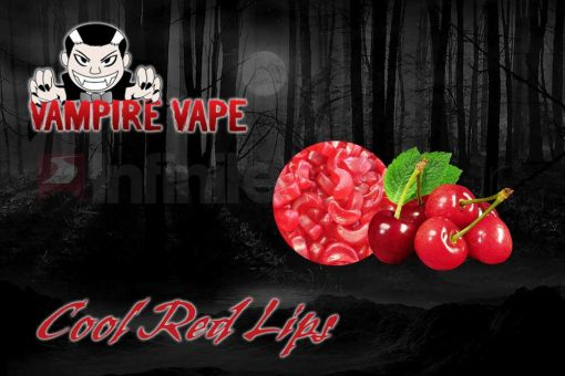 Cool Red Lips by Vampire Vape 1