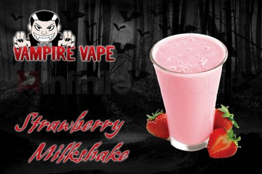 Strawberry Milkshake 1
