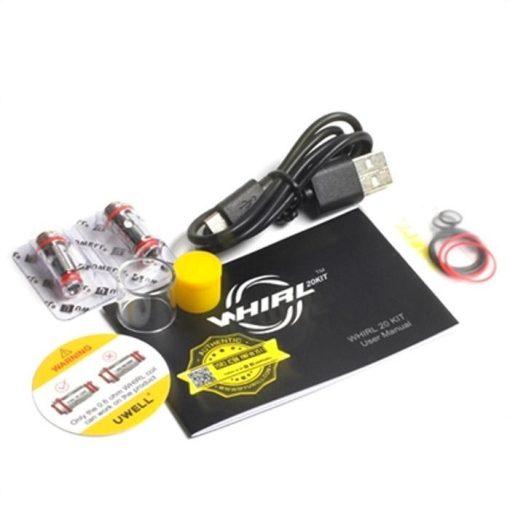 Uwell Whirl 20 Kit 5