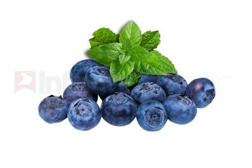 Blueberry Mint