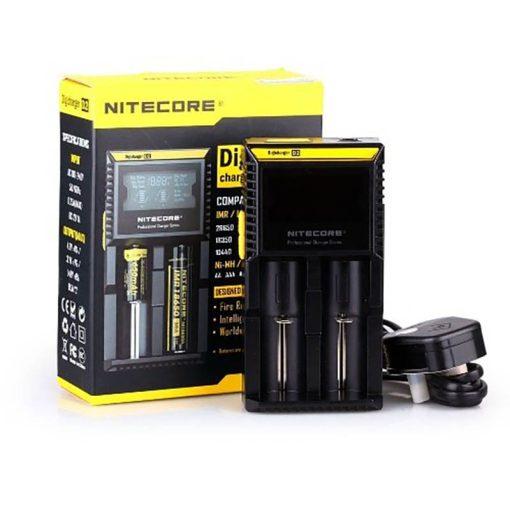 NiteCore D2 DigiCharger 3