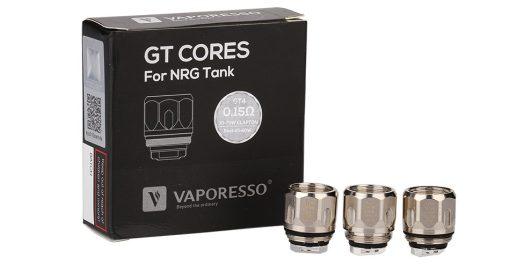 Vaporesso NRG GT4 Cores 3