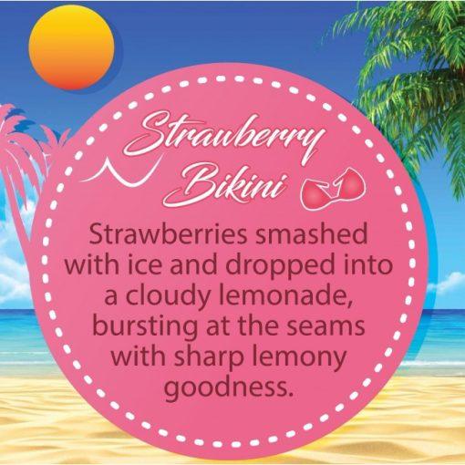 Strawberry Bikini - Summer Holidays