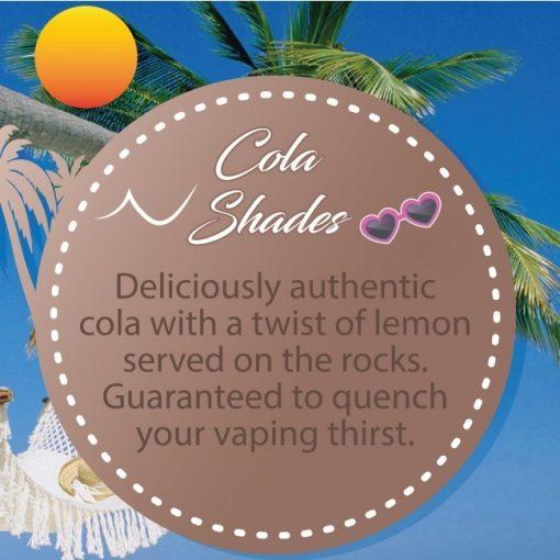 Cola Shades - Summer Holidays