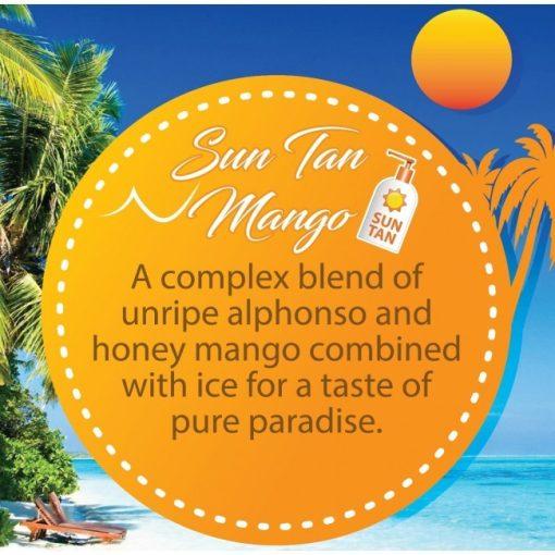 Sun Tan Mango - Summer Holidays