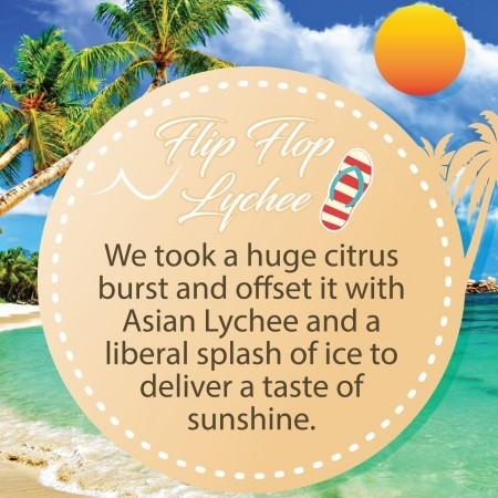 Flip Flop Lychee - Summer Holidays