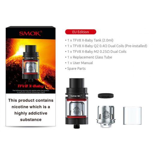 Smok TFV8 X-Baby Vape Tank 9