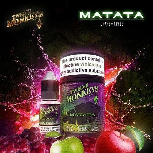 Matata by Twelve Monkeys