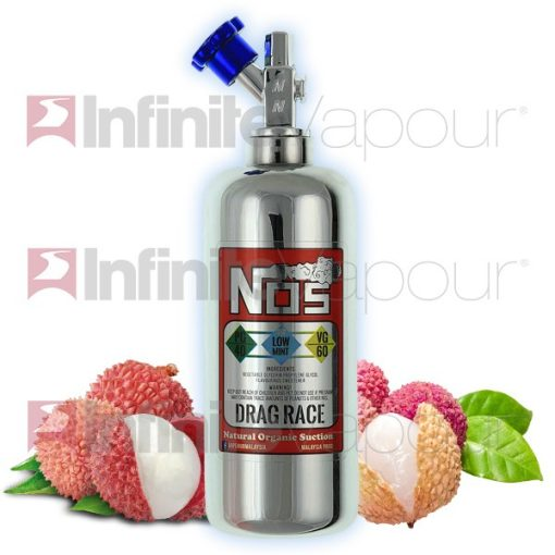 Drag Race E-Liquid by NOS