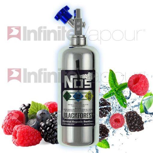 Black Forest E-Liquid by NOS