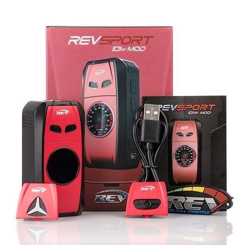 Rev Mod - Sport Box 9