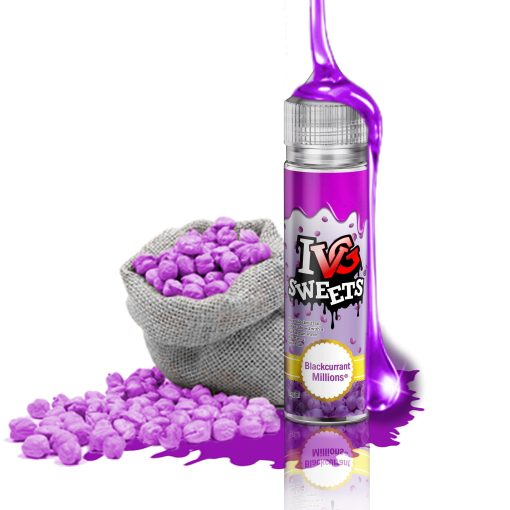 IVG Sweets - Blackcurrant Millions 50ml 1