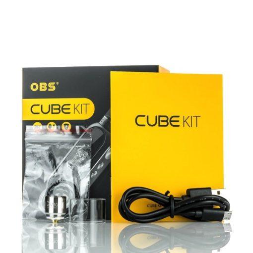 OBS Cube Kit Resin 8