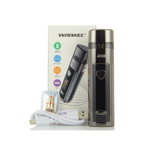 Wismec R80 Pod Kit 7