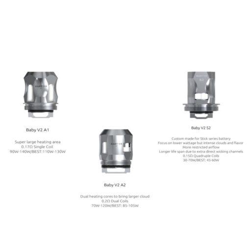 SMOK TFV-Mini V2 Coils 3