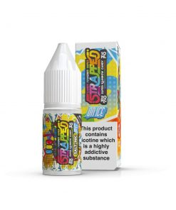 Rainbow Candy On ICE Nic Salt By Strapped