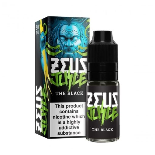 The Black Zeus Juice 10ml - 50/50