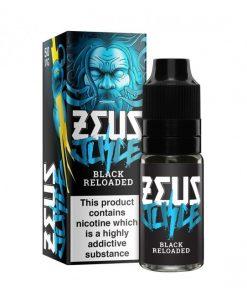 Black Reloaded by Zeus Juice 10ml - 50/50