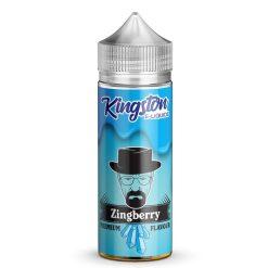 Zingberry by Kingston E-Liquids 100ml + FREE NIC SHOTS