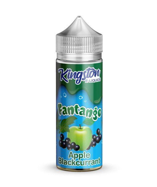 Fantango Apple & Blackcurrant by Kingston 100ml + FREE NIC SHOTS