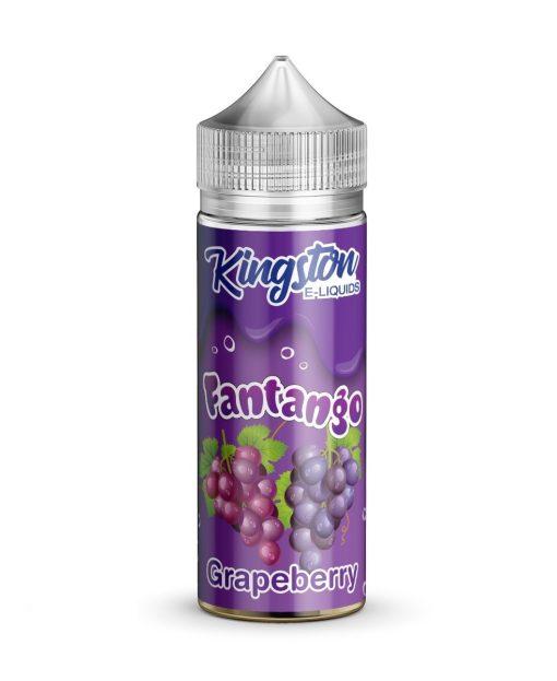 Fantango Grapeberry by Kingston 100ml + FREE NIC SHOTS