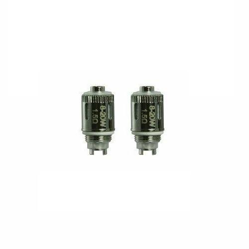 TECC CS Dual Coil 1.5ohm - 2 Pack