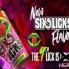 Berried Alive by Six Licks 100ml + FREE NIC SHOTS