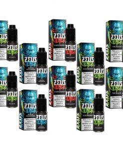 Zeus Juice MULTI-PACK - 10x 10ml Bottles